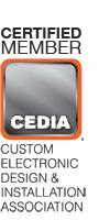CEDIA Certified