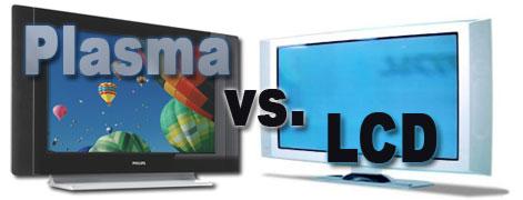 Plasma vs. LCD